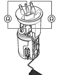 Проверка узла подачи топлива