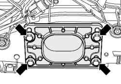 Приемное приспособление для демонтажа КПП