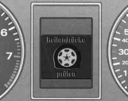 Сигнальный символ с текстовой индикацией