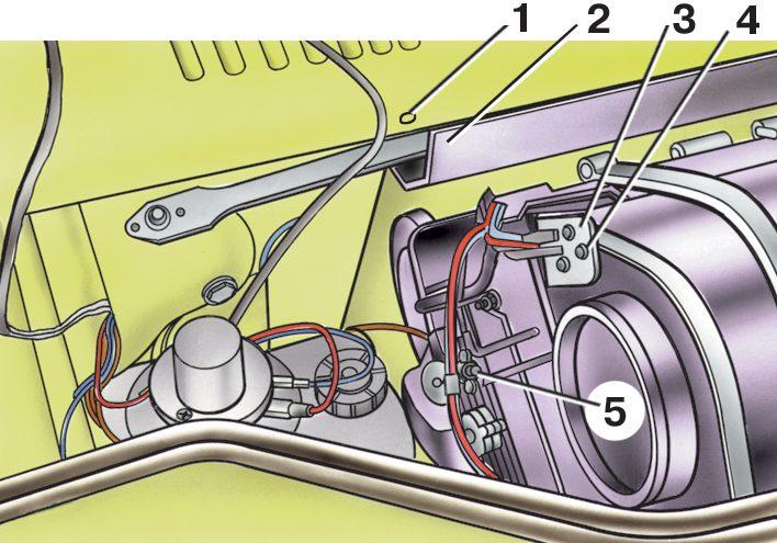 Схема электронного термостата