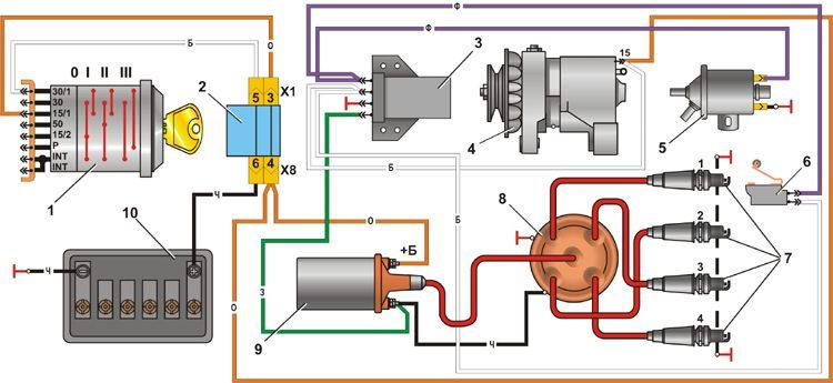 Чертеж кронштейна для установки суппорта ваз 2110 на кл схема комутатора зажигания ваз 1111 ока замена трамблера...