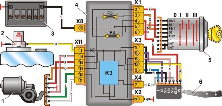 """Авто электро схемы здесь можно скачать авто электросхемы совершенно бесплатно электрическая схема  """"москвич """"412..."""
