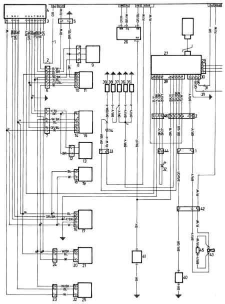 Принципиальная схема бортового компьютера фото 442