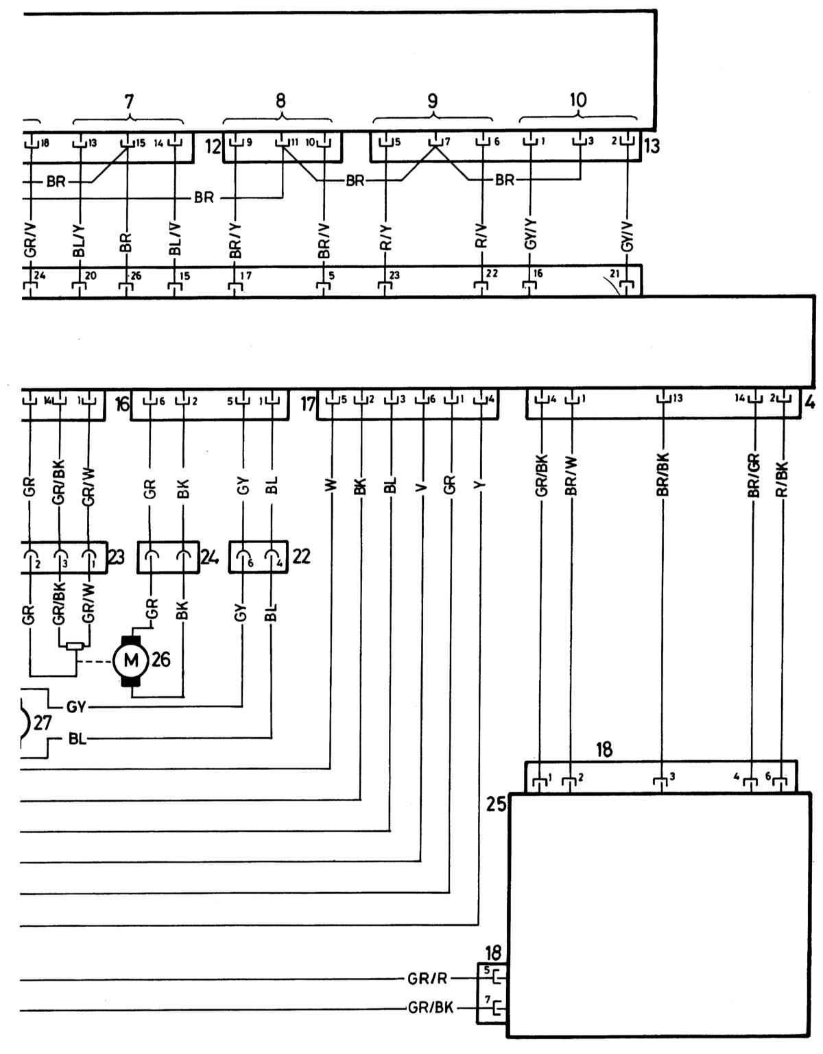Принципиальная электрическая схема центрального кондиционера.