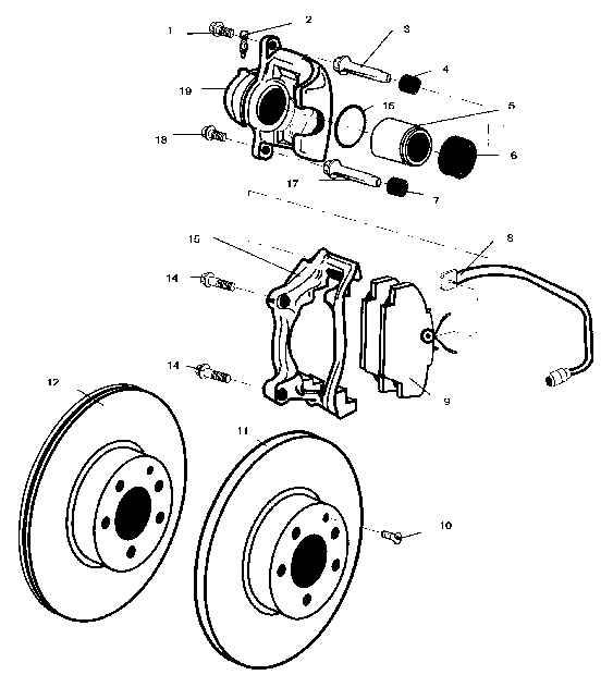 тормозная система bmw е30