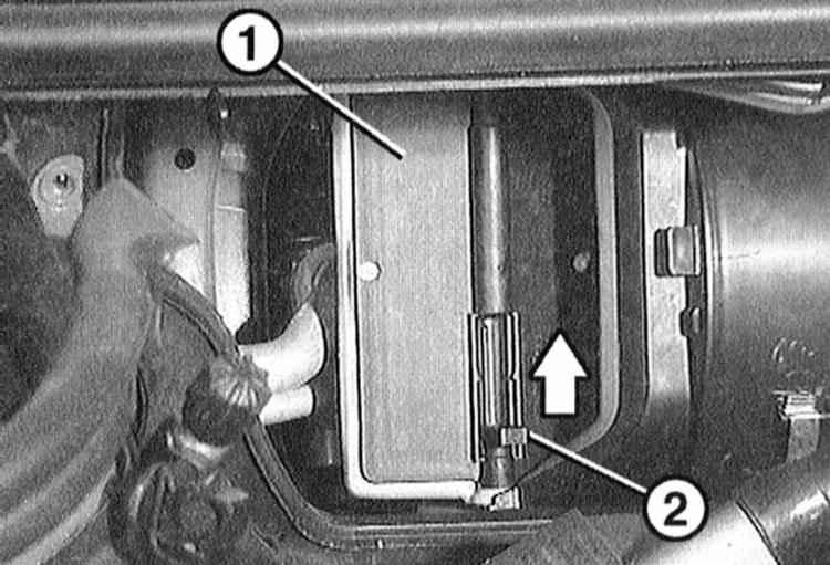 ауди 80 ремонт вентилятора печки - Все об Ауди и для Audi.