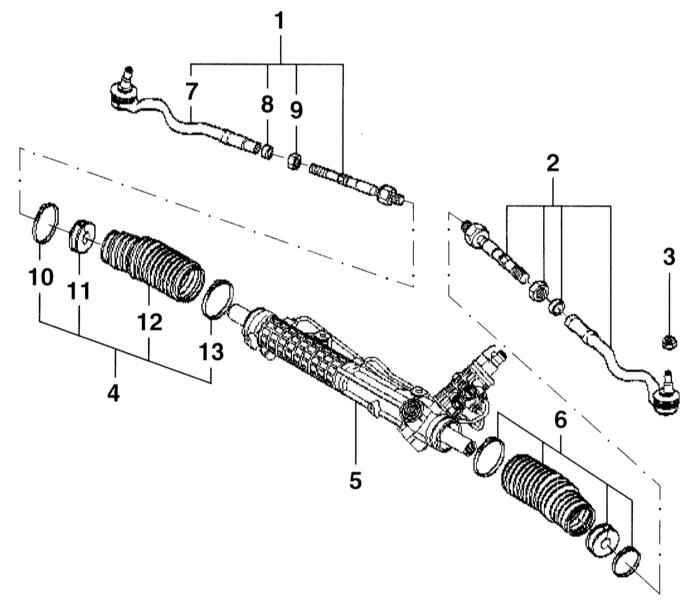 BMW e53 звук при повороте руля