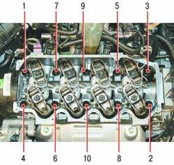 гбц клапоновый протяжки део 8 нексия момент. део нексия момент протяжки гбц 8 клапоновый.