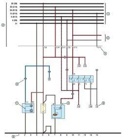 Электрические схемы...  Книги по ремонту и обслуживанию Volkswagen.