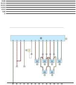 Схемы управления уровнем жидкости в накопительной емкости.