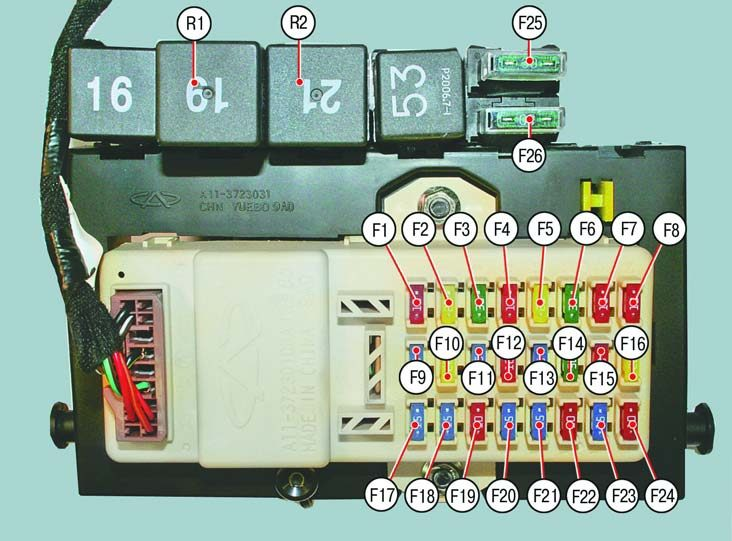 Электрическая схема дозиметр радиан рксб-104.