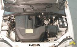 Цепь для проверки тягового реле стартера.