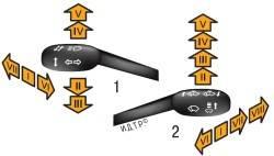 Место измерения межэлектродного зазора (а) свечи зажигания.