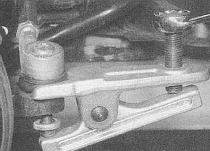 регулировка передней подвески ситроен ксантия