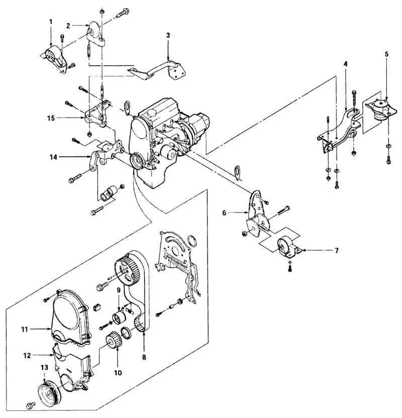 Ремень генератора матиз 1
