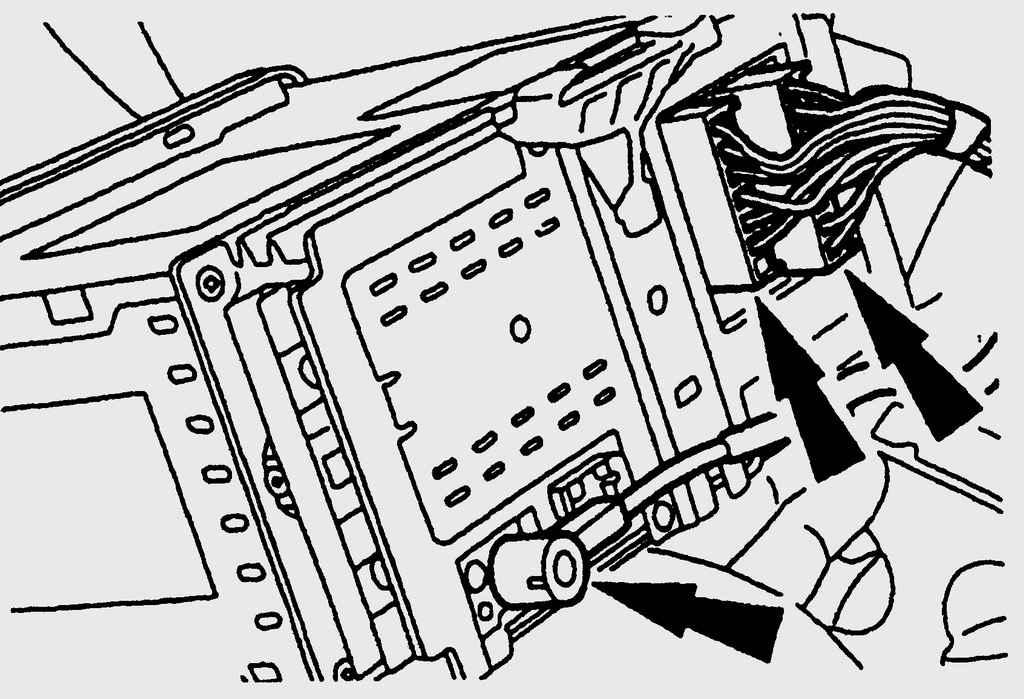 Схема проверки интегрального регулятора напряжения.