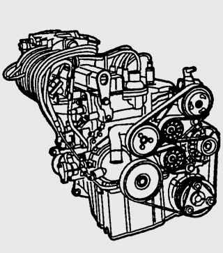 Двигатель Endura-E 1,3 (37 кВт/ 50 л.с., 44 кВт/ 60 л.с.)