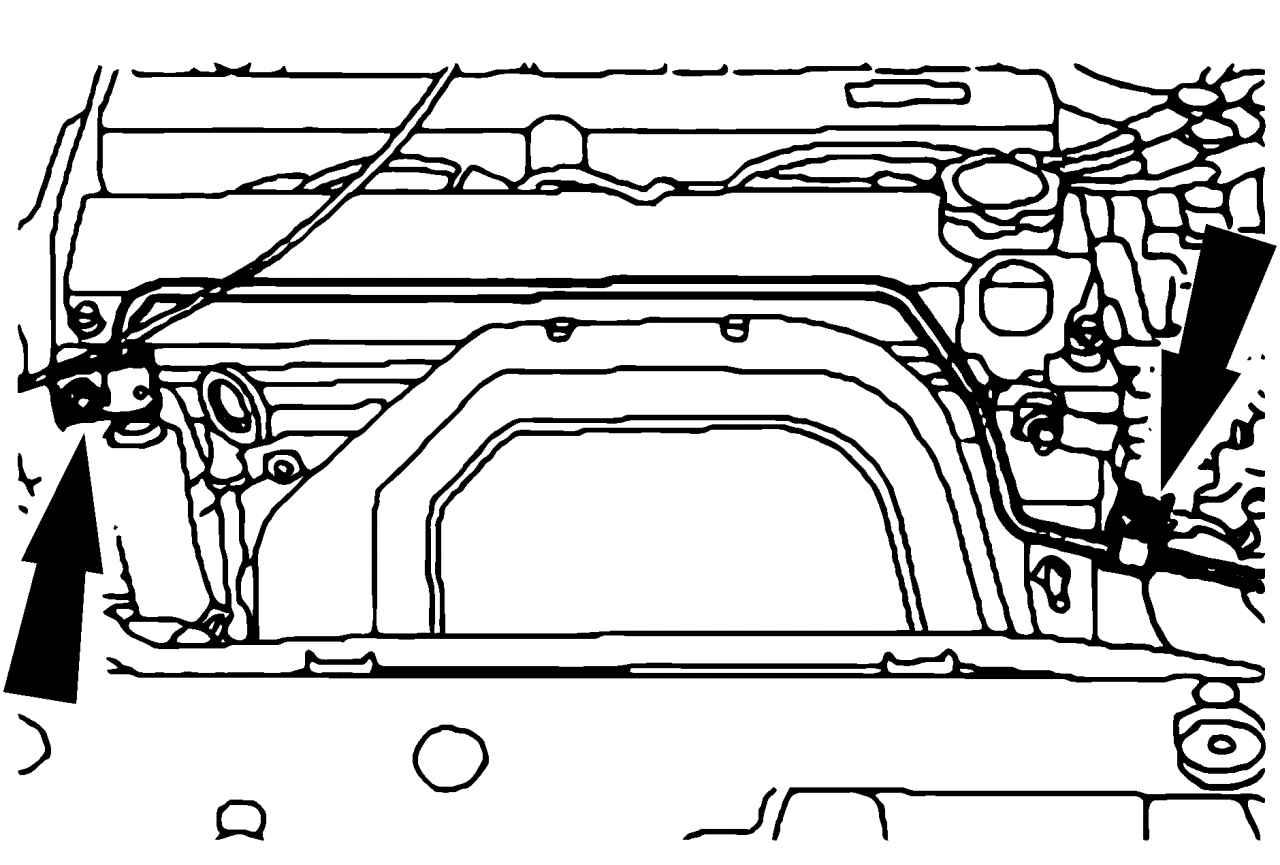 Чистка холостого клапана хода форд фокус 2 1 8 1 фотография