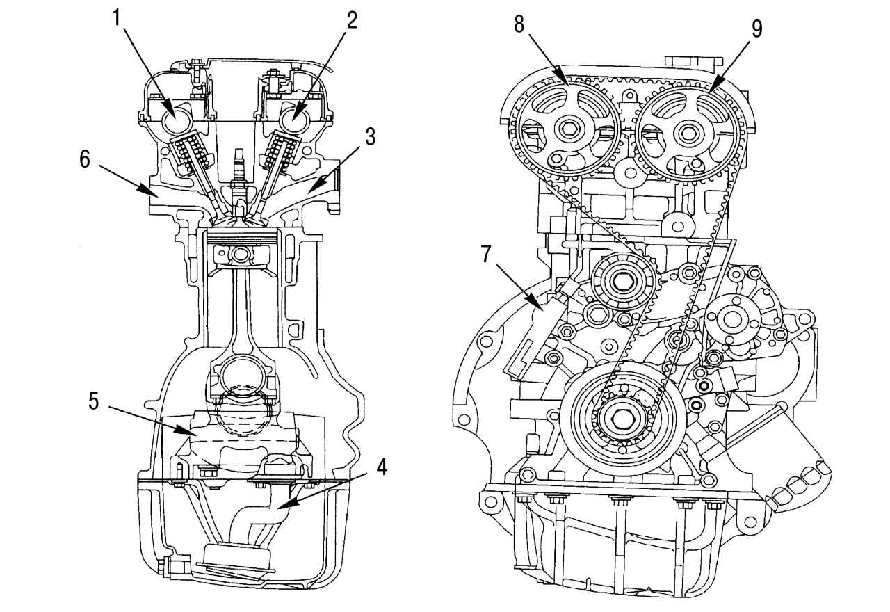 Замена ремня грм форд фокус 11