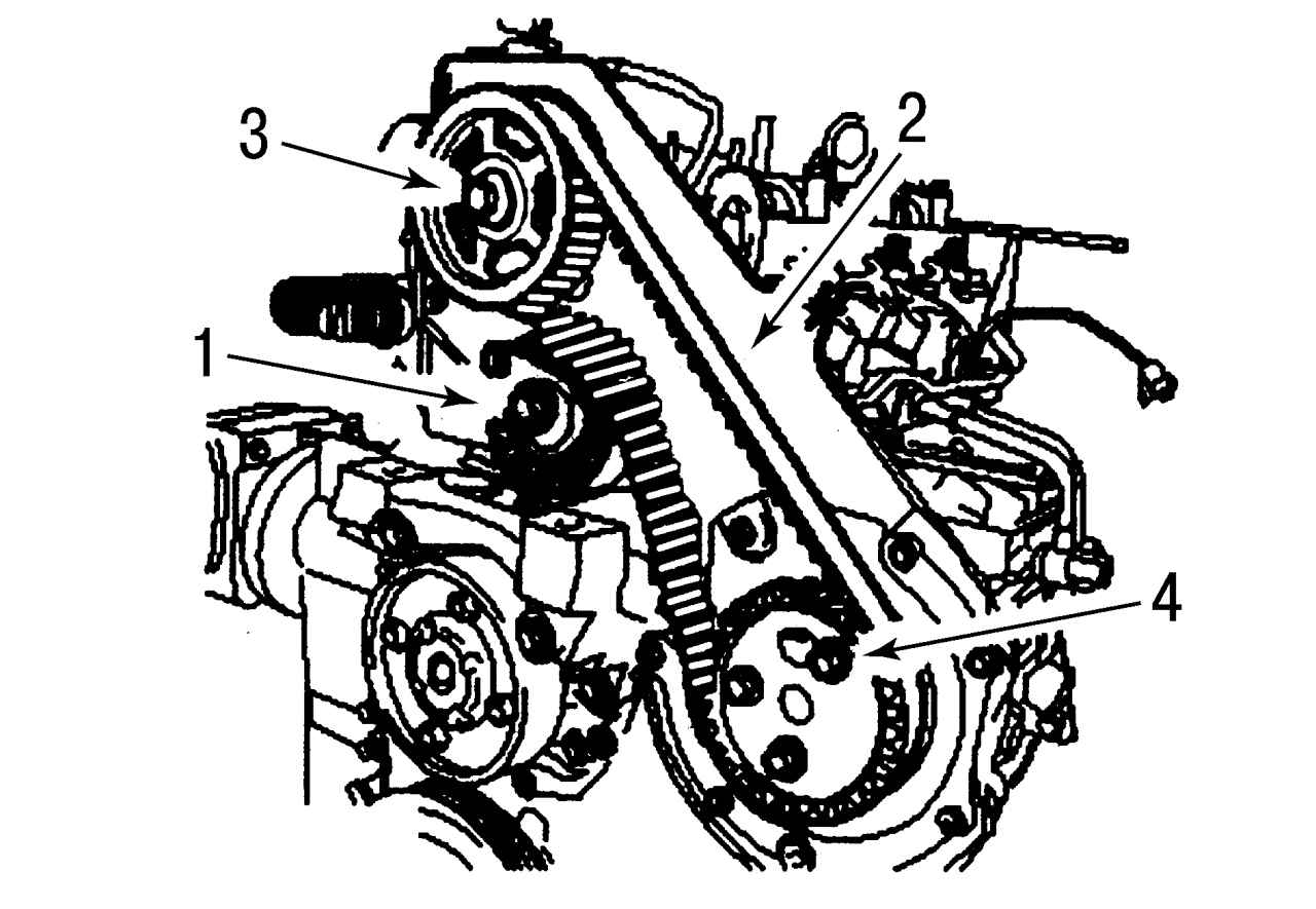 Замена ремня грм форд фокус 5