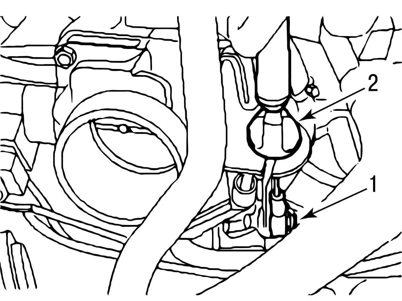Ремонт концевика крышки багажника форд фокус 2 1 фотография