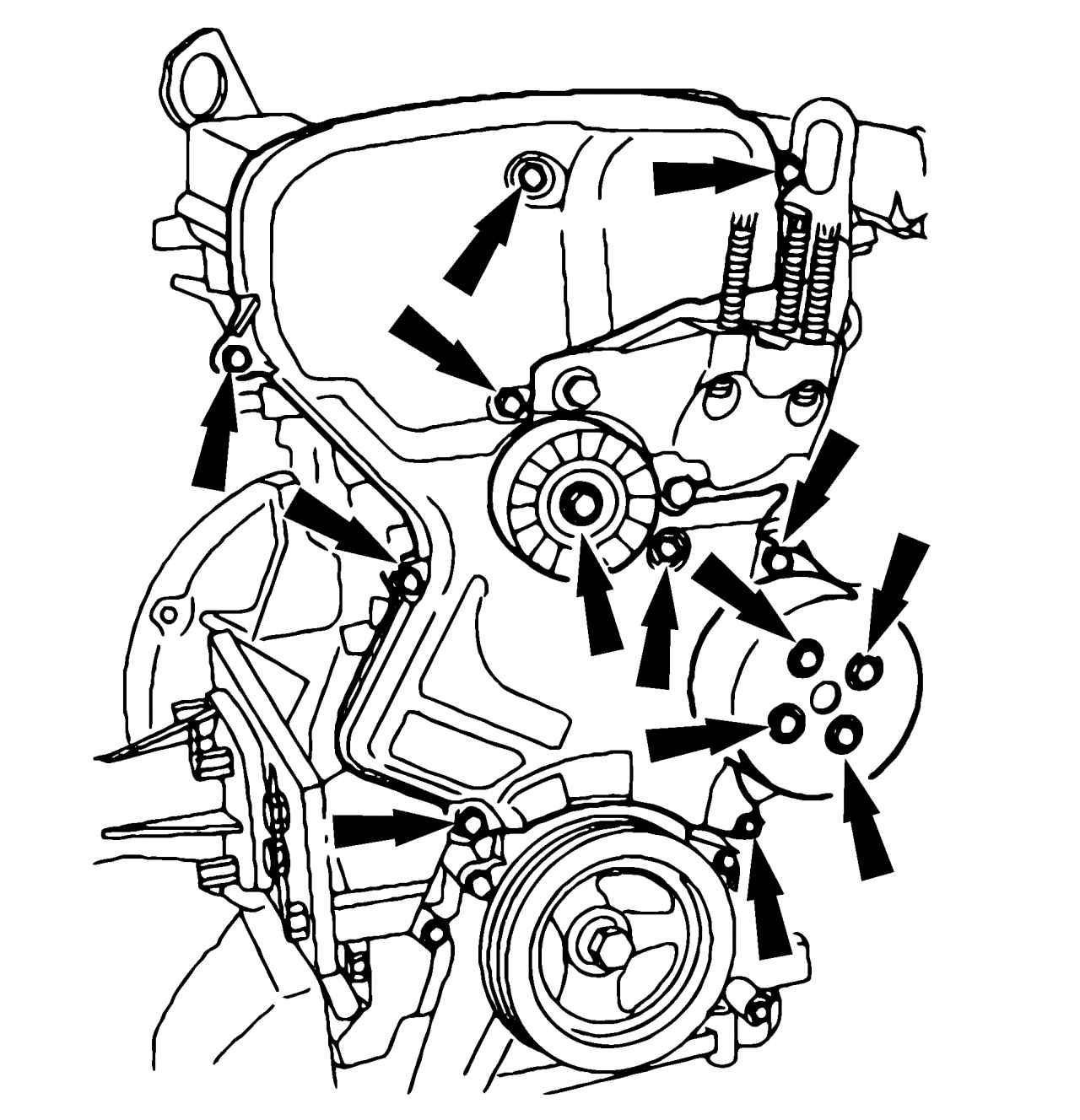 Демпфер форд фокус