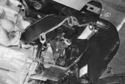 ...элемента воздушного фильтра на двигателях 1,8 л R4 Duratec-HE 16V и 2,0 л R4 Duratec-HE 16V - Форд Фокус 2.