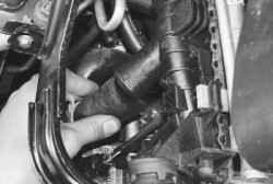 Замена радиатора системы охлаждения.  Часть 2 - Форд Фокус 2.