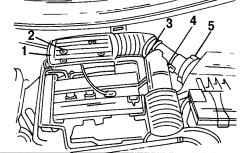 Крепление воздухозаборных труб