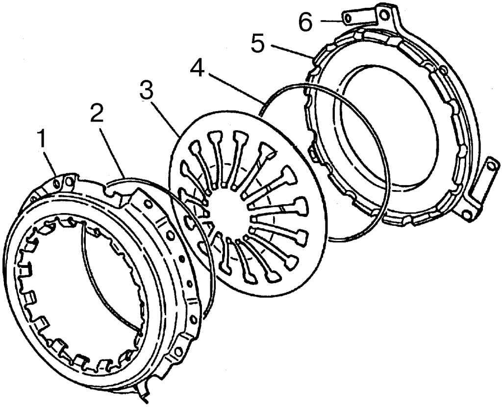 Диск сцепления ведущий (корзина) ЗИЛ-130,4331 (лепестковая.