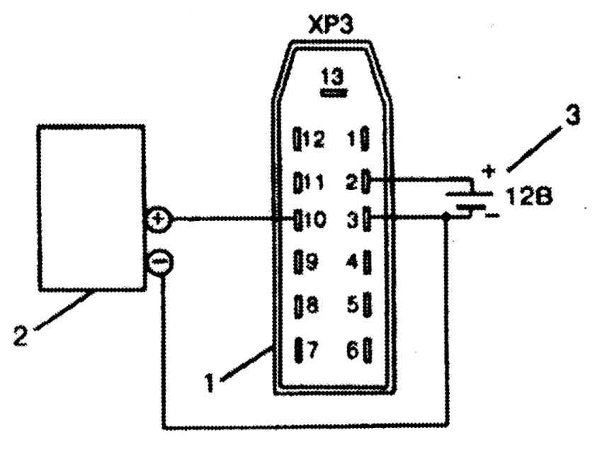 Схему электрическую подмотки