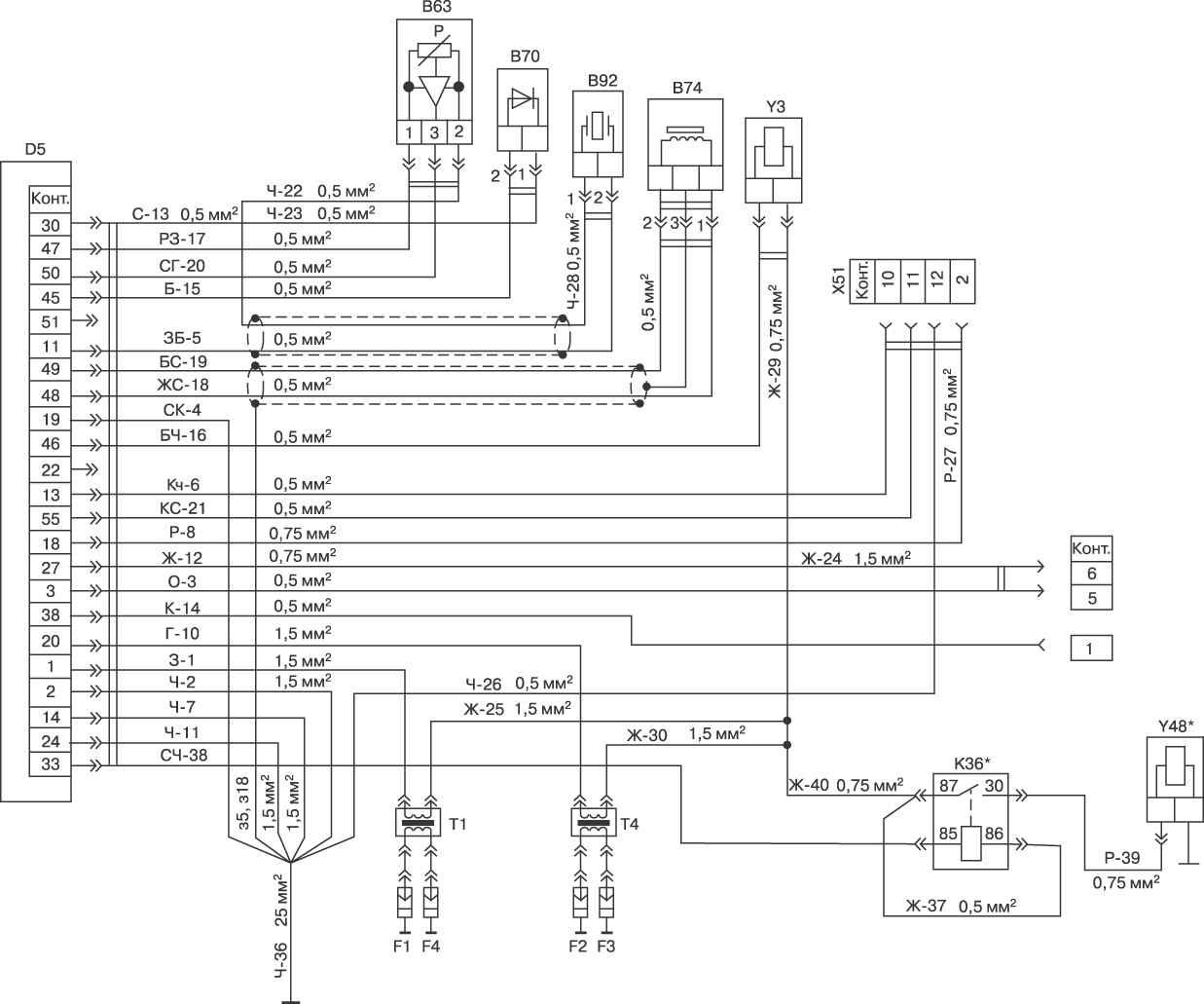 Микропроцессорная система зажигания Газель ЗМЗ 406.