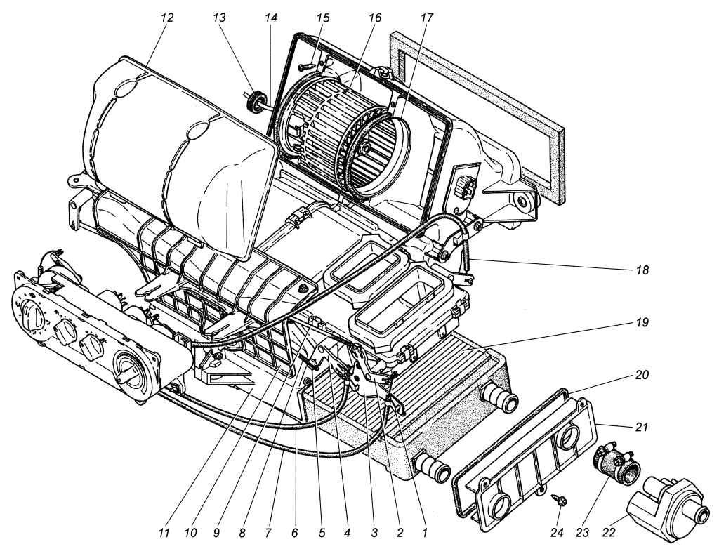 Установка топливного насоса на двигатель трактора МТЗ-80.