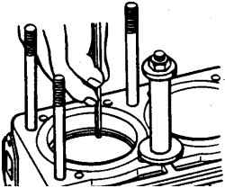 Подбор поршневых колец к цилиндру
