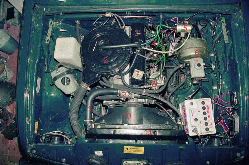 Схема системы смазки масляного насоса и системы двигателя двигателей змз 24.