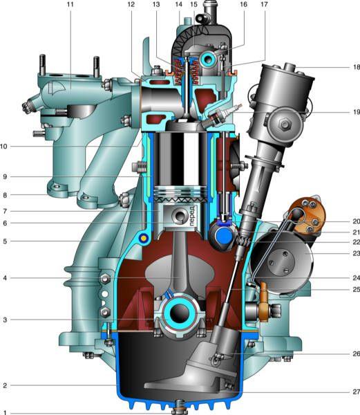 схема двигатель волга крайслер подвесные двигатели - всё об автомобилях и все для авто.