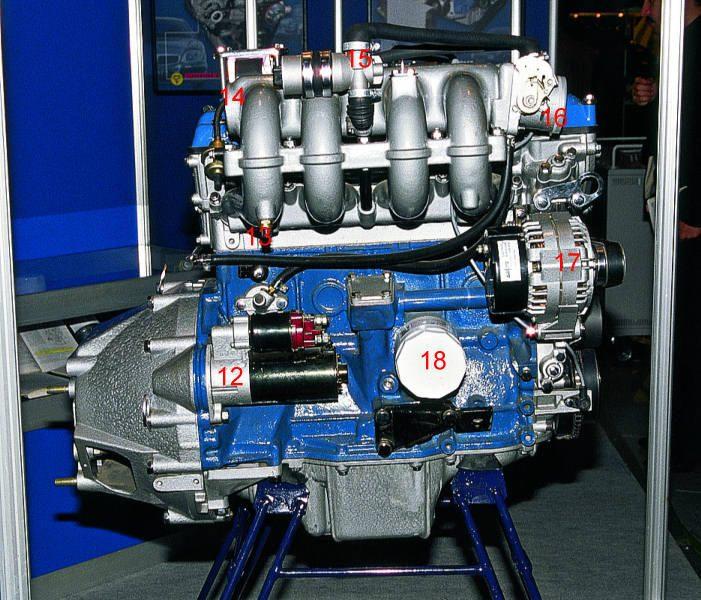 Yükle.  Двигатель ЗМЗ-4062 общие данные.  Mobil (kiçik) .