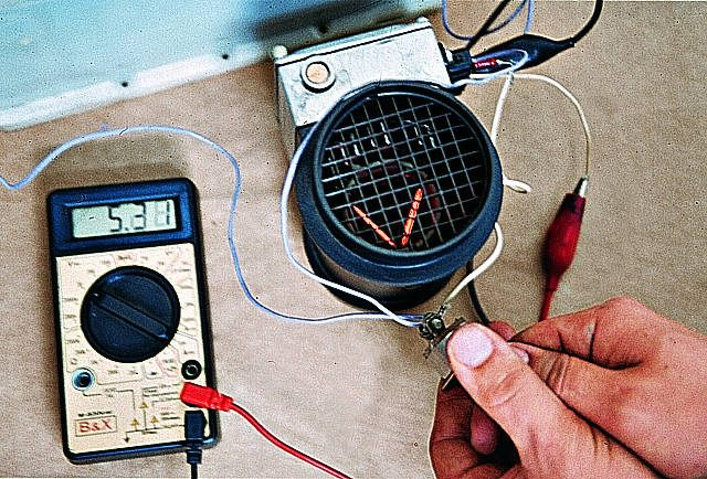 Как отремонтировать датчик дмрв