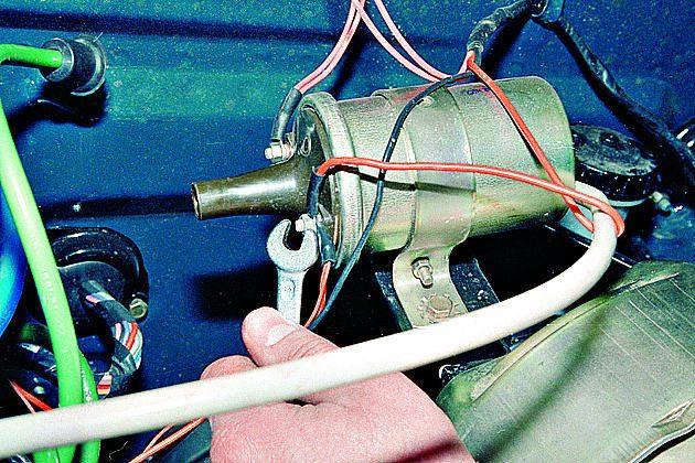 ГАЗ 3110 | Система зажигания |