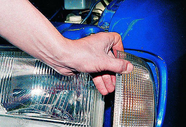 Как заменить лампочки в панели приборов газ 3110