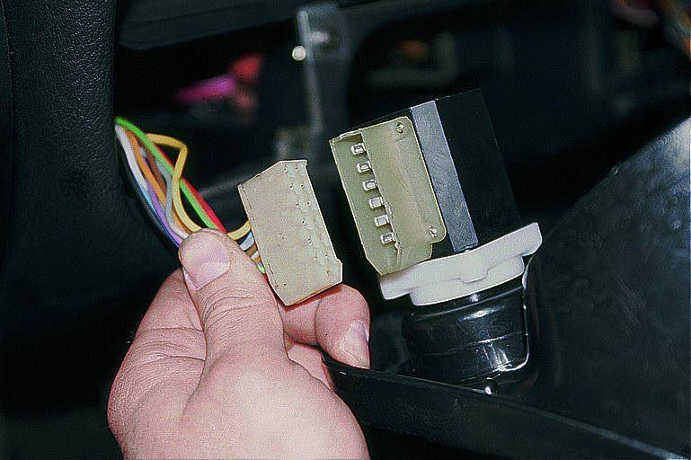 Схема подключения приборов газ-31029.