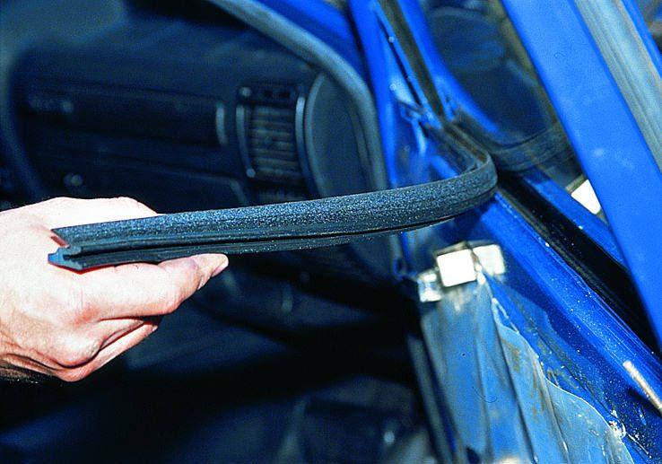Резиновые детали подвески ВАЗ 2110