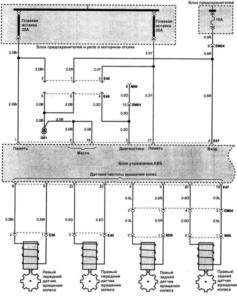 Электросхемы в картинках схемы