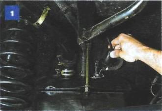 Снятие топливного бака и топливоприемника