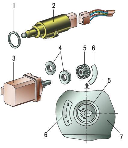 схема двигателя на тойоту раум