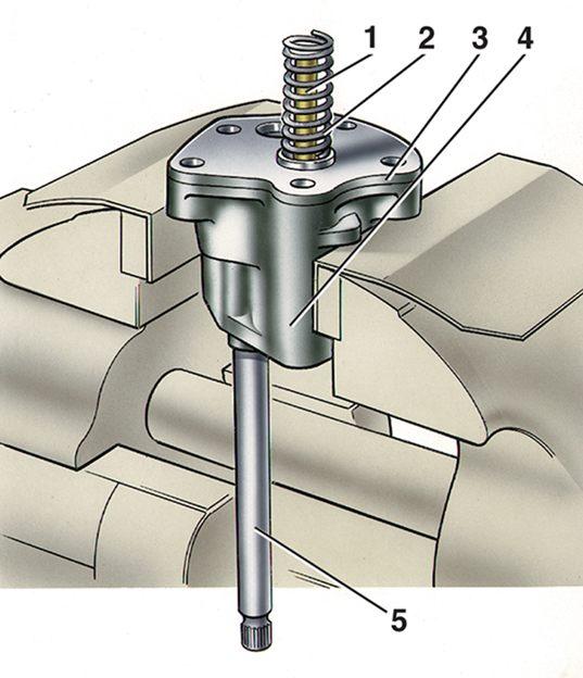 13 Масляный насос Ваз 2107 3 Снятие и установка Для снятия масляного насоса: - поставьте автомобиль на смотровую...