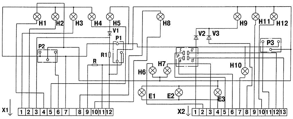 Скачать электрическую схему на иж планета 5. 174ун14 схема включения.  Схемы ваз.