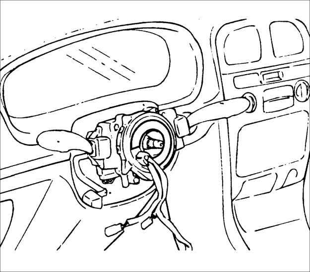 как провести провода в двери киа рио