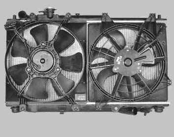 как выгнать воздушную пробку из системы охлаждения на киа спектра