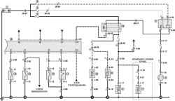 Схема разборки ваз 21093 инжектор.  Электрические схемы.